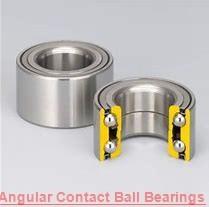 0.394 Inch | 10 Millimeter x 1.181 Inch | 30 Millimeter x 0.563 Inch | 14.3 Millimeter  NSK 3200B-2RSTNC3  Angular Contact Ball Bearings
