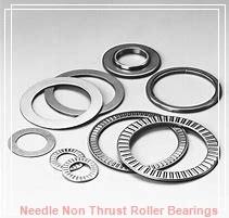1.575 Inch | 40 Millimeter x 1.772 Inch | 45 Millimeter x 0.807 Inch | 20.5 Millimeter  INA IR40X45X20.5  Needle Non Thrust Roller Bearings