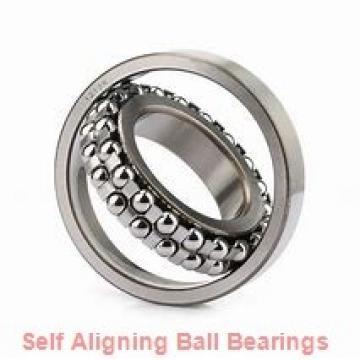 CONSOLIDATED BEARING 2207-2RS C/3  Self Aligning Ball Bearings