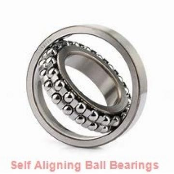 CONSOLIDATED BEARING 2318-KM C/3  Self Aligning Ball Bearings