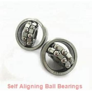 CONSOLIDATED BEARING 2207-K 2RS C/3  Self Aligning Ball Bearings