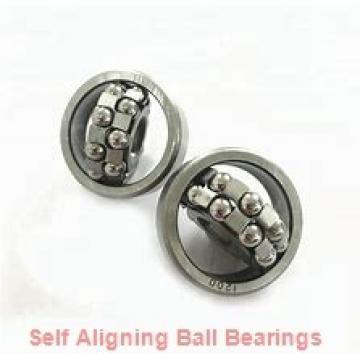 CONSOLIDATED BEARING 2208-K 2RS C/3  Self Aligning Ball Bearings
