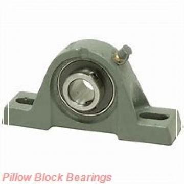 3.346 Inch | 85 Millimeter x 2.953 Inch | 75 Millimeter x 4.409 Inch | 112 Millimeter  TIMKEN LSM85BXHSATL  Pillow Block Bearings