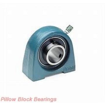 2.438 Inch | 61.925 Millimeter x 3.5 Inch | 88.9 Millimeter x 2.75 Inch | 69.85 Millimeter  REXNORD KA2207  Pillow Block Bearings