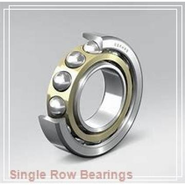 EBC 1623 ZZ  Single Row Ball Bearings