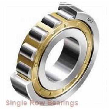 CONSOLIDATED BEARING 61801-2RS  Single Row Ball Bearings