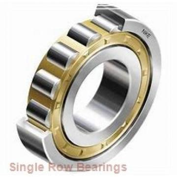 EBC 1633 2RS  Single Row Ball Bearings
