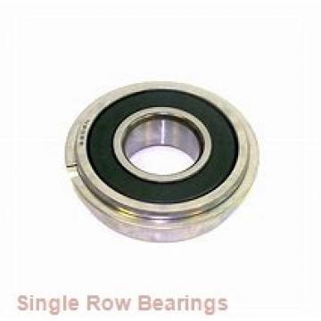 EBC 1654 2RS  Single Row Ball Bearings