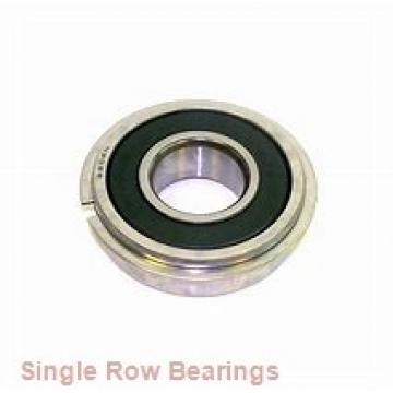 EBC 6303 2RS C3  Single Row Ball Bearings