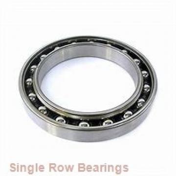EBC 607 ZZ  Single Row Ball Bearings