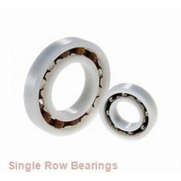 EBC R4A ZZ  Single Row Ball Bearings