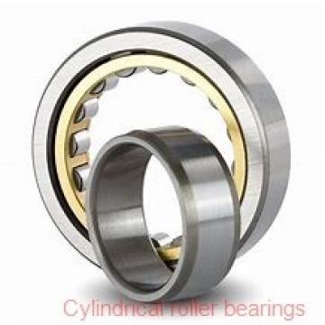 3.543 Inch | 90 Millimeter x 6.299 Inch | 160 Millimeter x 1.181 Inch | 30 Millimeter  LINK BELT MA1218EX  Cylindrical Roller Bearings