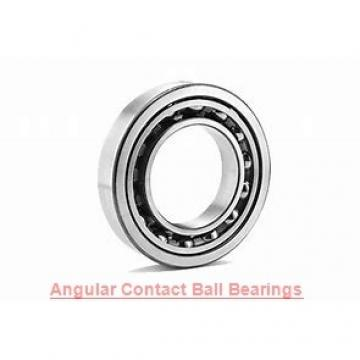 40 mm x 80 mm x 30.2 mm  SKF 3208 ATN9  Angular Contact Ball Bearings