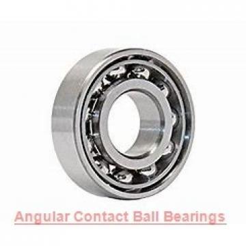 1.181 Inch | 30 Millimeter x 2.441 Inch | 62 Millimeter x 0.937 Inch | 23.8 Millimeter  PT INTERNATIONAL 5206-2RS  Angular Contact Ball Bearings