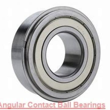 0.669 Inch | 17 Millimeter x 1.575 Inch | 40 Millimeter x 0.689 Inch | 17.5 Millimeter  PT INTERNATIONAL 5203-2RS  Angular Contact Ball Bearings