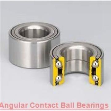 1.181 Inch | 30 Millimeter x 2.441 Inch | 62 Millimeter x 0.937 Inch | 23.8 Millimeter  NTN 3206  Angular Contact Ball Bearings