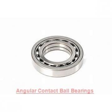 55 mm x 100 mm x 21 mm  SKF 7211 BE-2RZP  Angular Contact Ball Bearings