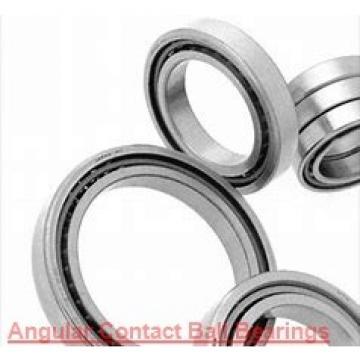 35 mm x 72 mm x 27 mm  SKF 3207 A-2RS1  Angular Contact Ball Bearings