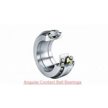 20 mm x 47 mm x 20.6 mm  SKF 3204 ATN9  Angular Contact Ball Bearings