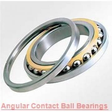FAG 3207-BD-2Z  Angular Contact Ball Bearings