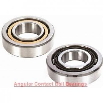 1.181 Inch | 30 Millimeter x 2.441 Inch | 62 Millimeter x 1.339 Inch | 34 Millimeter  INA G5206-2RS-N  Angular Contact Ball Bearings