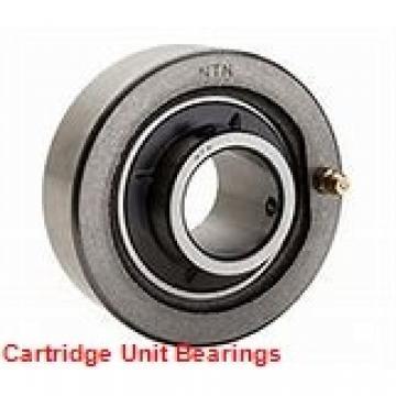 QM INDUSTRIES QAMC15A075ST  Cartridge Unit Bearings