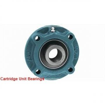 QM INDUSTRIES QAAMC11A204SEM  Cartridge Unit Bearings