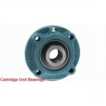 QM INDUSTRIES QVVMC20V303SEB  Cartridge Unit Bearings