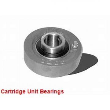 QM INDUSTRIES QMMC10J115SN  Cartridge Unit Bearings