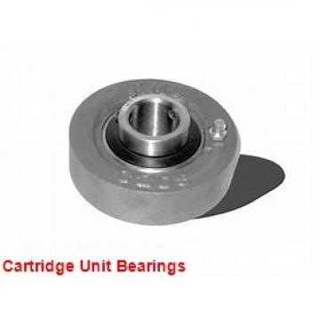 QM INDUSTRIES QMMC15J075SB  Cartridge Unit Bearings