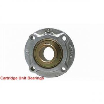 QM INDUSTRIES QAMC15A075SEC  Cartridge Unit Bearings