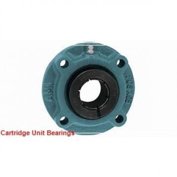 QM INDUSTRIES QAMC10A115SB  Cartridge Unit Bearings