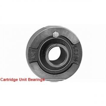 QM INDUSTRIES QMMC22J115ST  Cartridge Unit Bearings