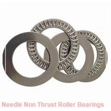 0.75 Inch | 19.05 Millimeter x 1 Inch | 25.4 Millimeter x 1.036 Inch | 26.314 Millimeter  KOYO IRA-12-OH  Needle Non Thrust Roller Bearings