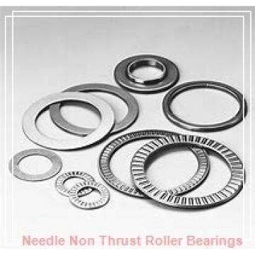 1.875 Inch | 47.625 Millimeter x 2.25 Inch | 57.15 Millimeter x 1 Inch | 25.4 Millimeter  KOYO B-3016  Needle Non Thrust Roller Bearings