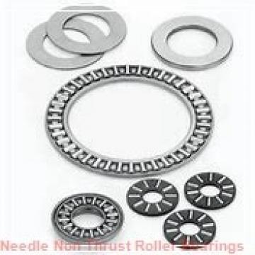 3 Inch | 76.2 Millimeter x 3.5 Inch | 88.9 Millimeter x 0.75 Inch | 19.05 Millimeter  KOYO NBH-4812 PDL125  Needle Non Thrust Roller Bearings