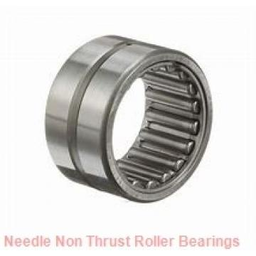 0.375 Inch   9.525 Millimeter x 0.563 Inch   14.3 Millimeter x 0.515 Inch   13.081 Millimeter  KOYO IR-68-OH  Needle Non Thrust Roller Bearings