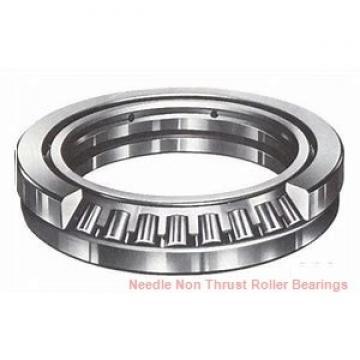 1 Inch   25.4 Millimeter x 1.25 Inch   31.75 Millimeter x 0.5 Inch   12.7 Millimeter  KOYO B-168 PDL125  Needle Non Thrust Roller Bearings