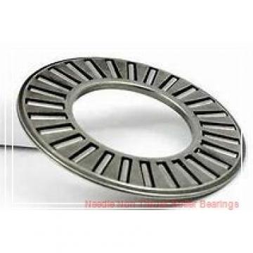 0.156 Inch | 3.962 Millimeter x 0.281 Inch | 7.137 Millimeter x 0.312 Inch | 7.925 Millimeter  KOYO B-2 1/2 5 PDL125  Needle Non Thrust Roller Bearings